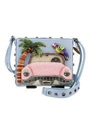 Mary Frances Pink Cadillac Handbag - Product Mini Image