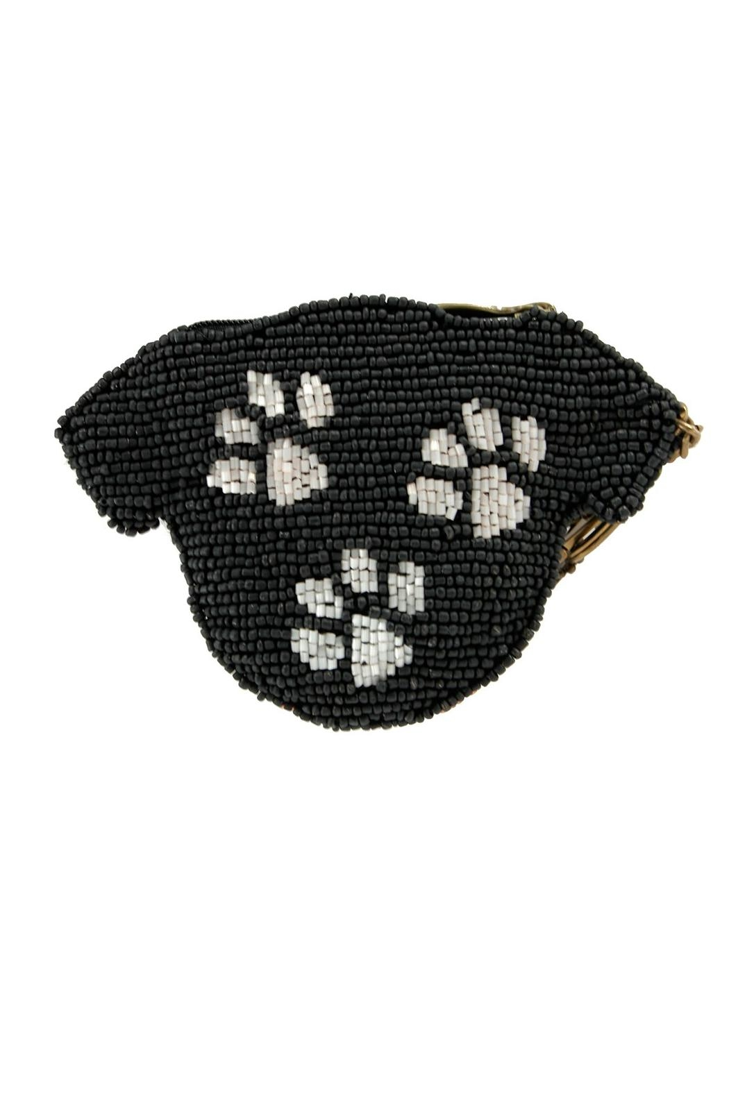 Mary Frances Puppy Coin Purse - Front Full Image