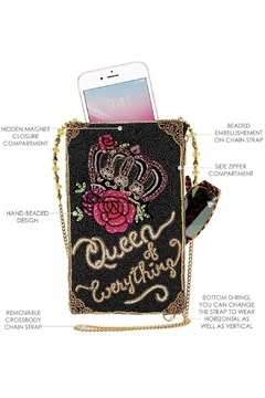Mary Frances Queen-Of-Everything Beaded Phone Crossbody - Alternate List Image