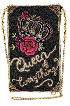 Mary Frances Queen-Of-Everything Beaded Phone Crossbody - Product List Image