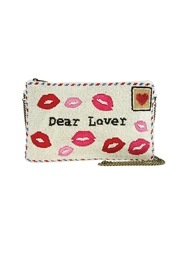 Mary Frances Sealed-With-A-Kiss Handbag - Product Mini Image