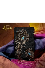 Mary Frances  Shimmering Feathers Aladdin Phone Crossbody - Other