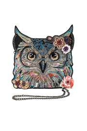 Mary Frances Spirit Owl Handbag - Front cropped