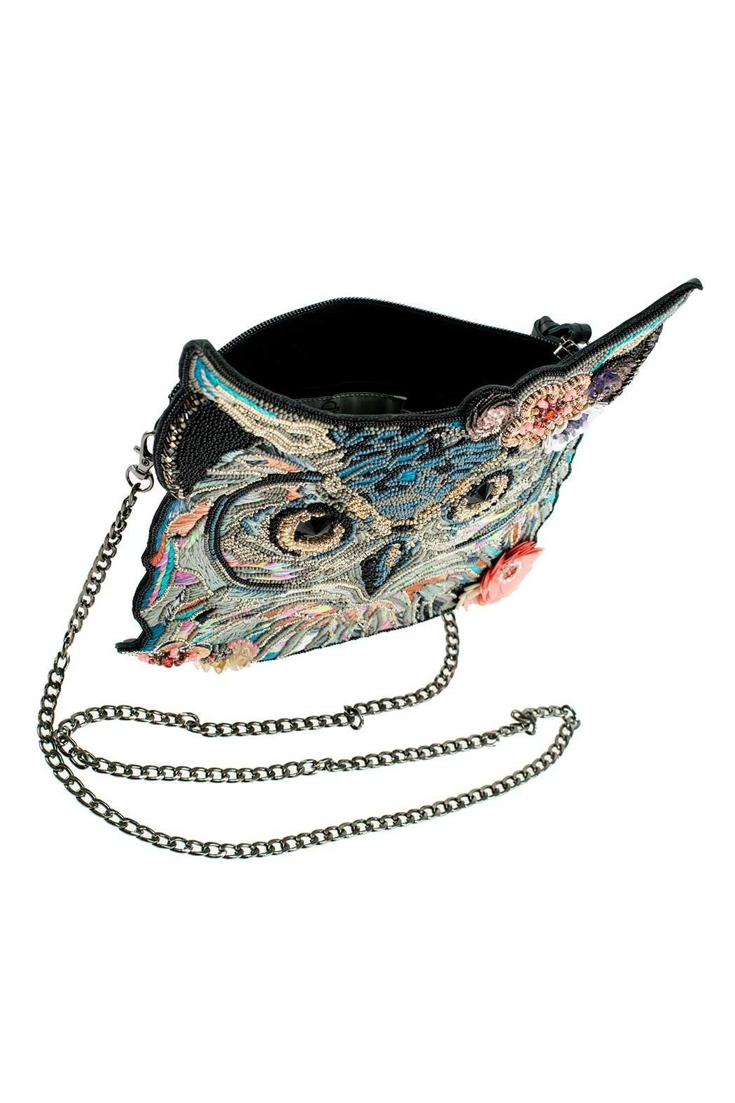 Mary Frances Spirit Owl Handbag - Side Cropped Image