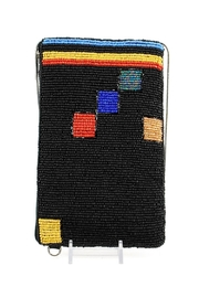 Mary Frances Square Cell Phone Case - Front full body
