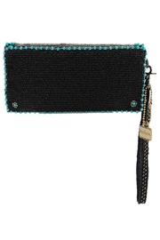 Mary Frances Squash Blossom Wallet - Front full body
