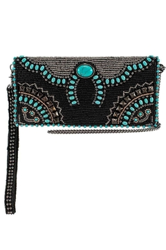 Mary Frances Squash Blossom Wallet - Product List Image