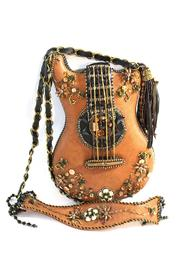 Mary Frances Accessories Beaded Guitar Purse - Product Mini Image