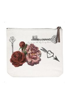 Mary Lake-Thompson Canvas Zipper Pouch - Alternate List Image