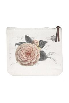 Shoptiques Product: Canvas Zipper Pouch