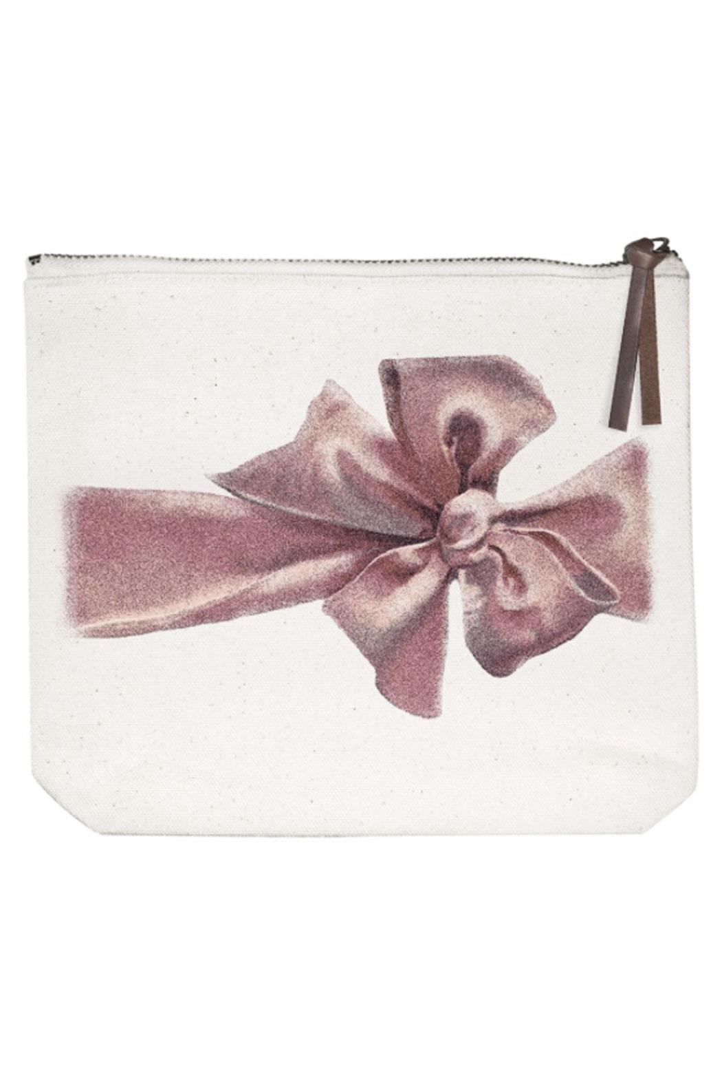 Mary Lake-Thompson Canvas Zippered Pouch - Main Image