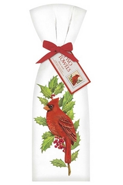 Mary Lake-Thompson Cardinal Towel Set - Product Mini Image