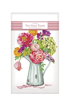 Shoptiques Product: Country Flowers Towels