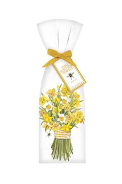 Mary Lake-Thompson Daffodil Bouquet Towels - Alternate List Image