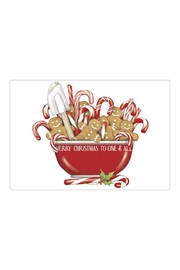 Mary Lake-Thompson Gingerbread Bowl Towel - Product Mini Image