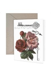 Mary Lake-Thompson Greeting Card - Product Mini Image