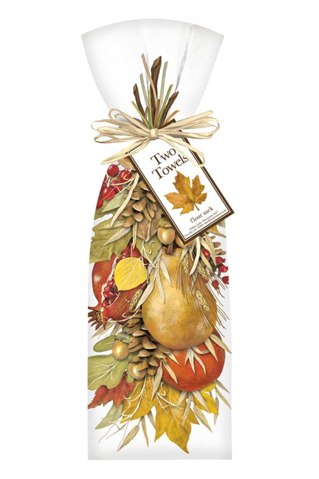 Mary Lake-Thompson Harvest Bounty Towel Set - Main Image