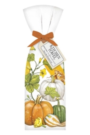 Mary Lake-Thompson Squash Medley Towel Set - Product Mini Image