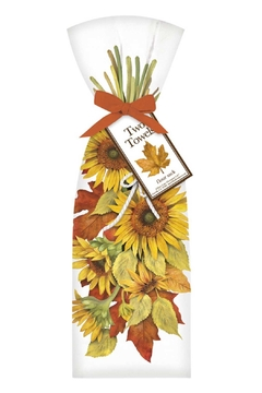 Mary Lake-Thompson Sunflower Harvest Towel Set - Alternate List Image
