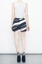 Mary Meyer Silk Summer Shorts - Front full body