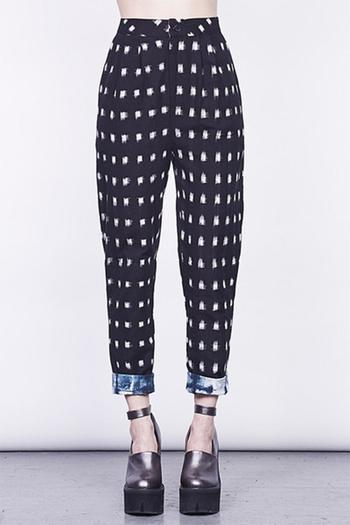 MARY MEYER of NEW YORK Ikat Pants - Main Image