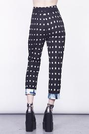 MARY MEYER of NEW YORK Ikat Pants - Front cropped