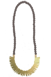 Mary Square Barbados Necklace - Product Mini Image
