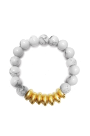Mary Square Kiawah Marble Bracelet - Product Mini Image