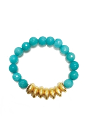 Mary Square Kiawah Turquoise Bracelet - Product Mini Image