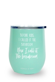Mary Square Stemless Wine-Glass The-Breakroom - Product Mini Image