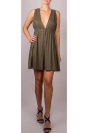 Le Lis Maryjane Button-Down Dress - Product Mini Image