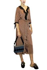 Maryley Dots Palazzo Jumpsuit - Product Mini Image