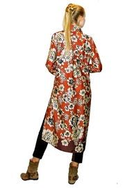 Maryley Spice Floral Dress - Front full body
