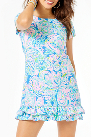 Lilly Pulitzer Masey Romper - Product Mini Image