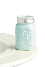 Nora Fleming Mason Jar Mini - Product Mini Image