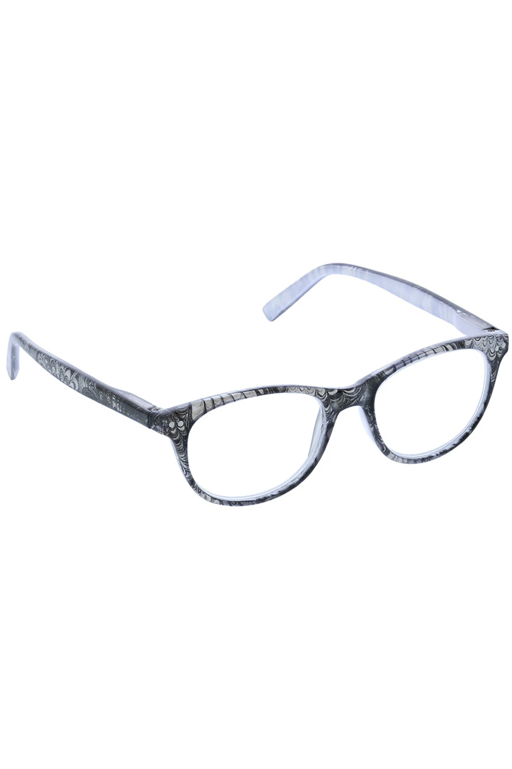 Peepers  Masquerade Reading Glasses - Front Cropped Image