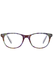Peepers  Masquerade Reading Glasses - Front full body