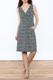 Mata Traders Talking Points Dress - Front full body