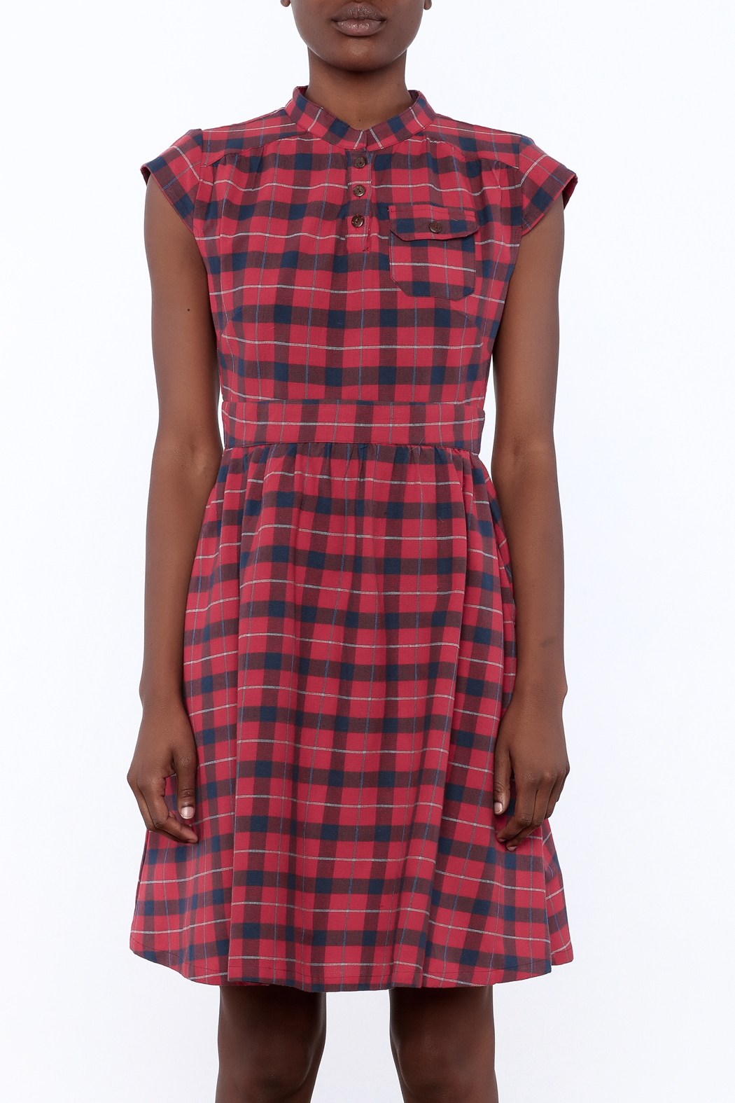Mata Traders Vermont Dress - Side Cropped Image