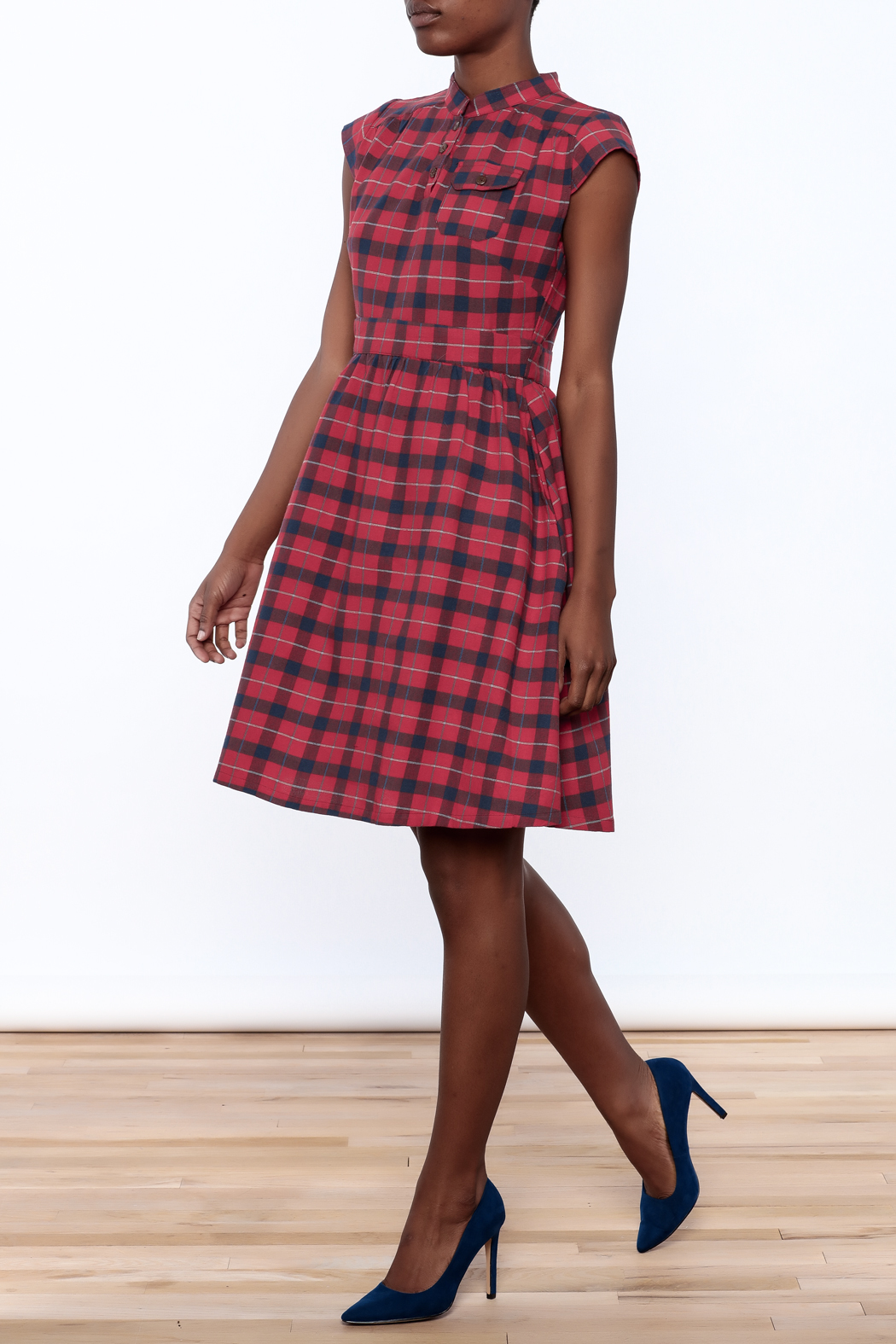 Mata Traders Vermont Dress - Front Full Image