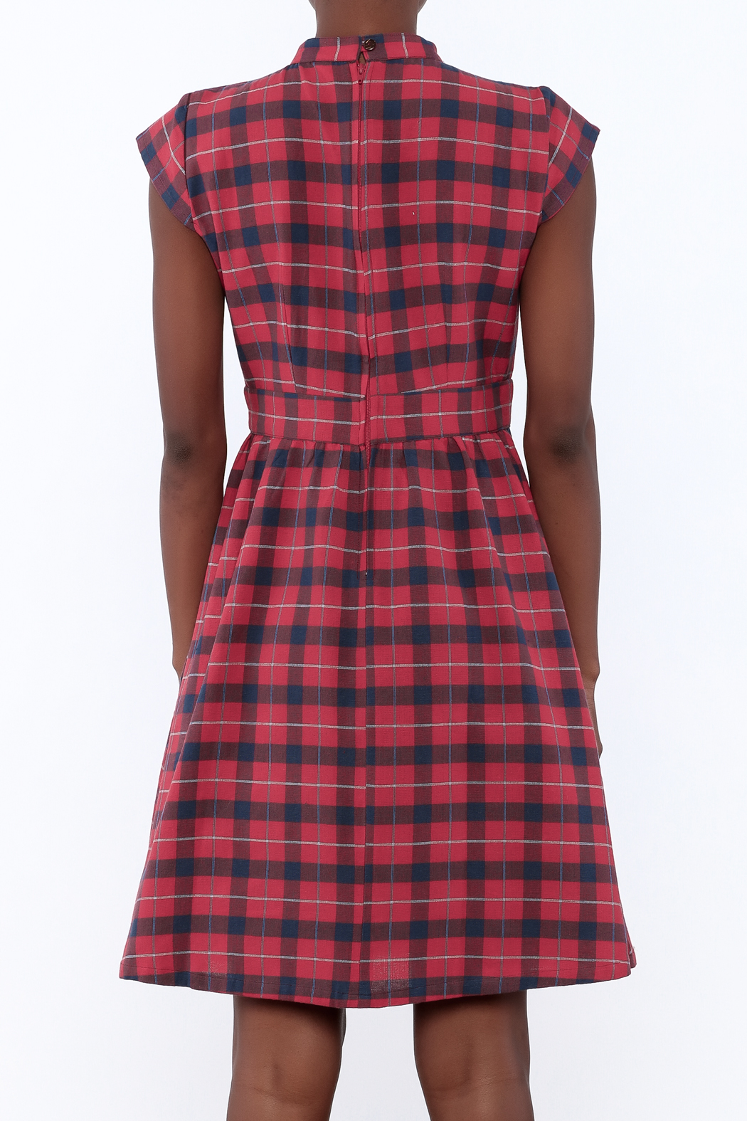 Mata Traders Vermont Dress - Back Cropped Image