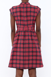 Mata Traders Vermont Dress - Back cropped