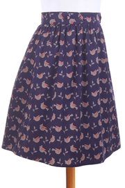 Mata Traders Bailee Button Skirt - Front full body