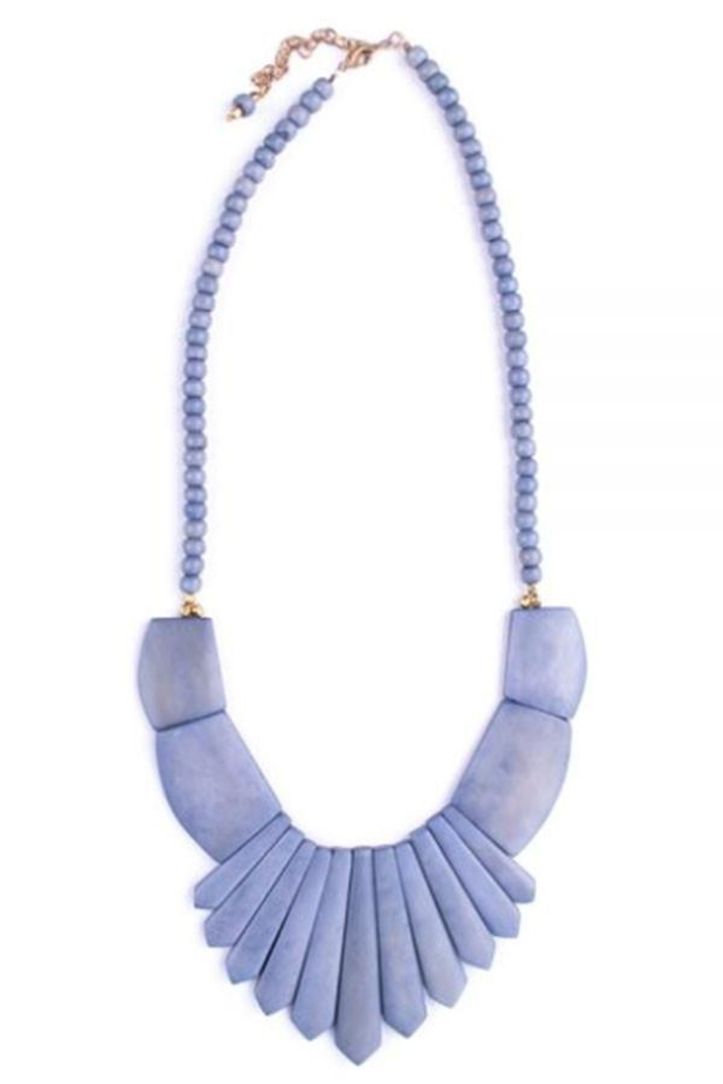 Mata Traders Bombay Bib Necklace - Main Image