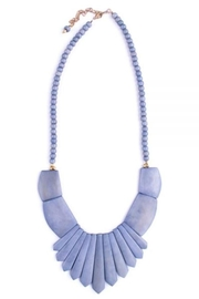 Mata Traders Bombay Bib Necklace - Front cropped