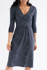 Mata Traders Elena Knit Dress - Product Mini Image