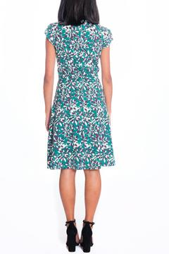 Mata Traders Floral Flare Dress - Alternate List Image