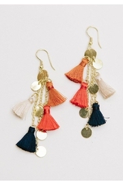 Mata Traders Fringe Frenzy Earring - Product Mini Image