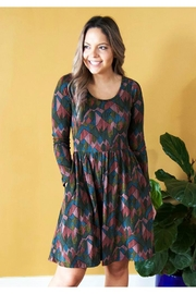 Mata Traders Organic Cotton Dress - Product Mini Image