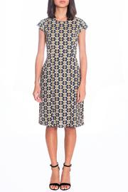 Mata Traders Patterned Flare Dress - Product Mini Image